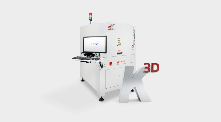 K Series3D is the reference in 3D Automated Optical Inspection (3D AOI), allowing 2D and 3D inspection with very low false calls rate