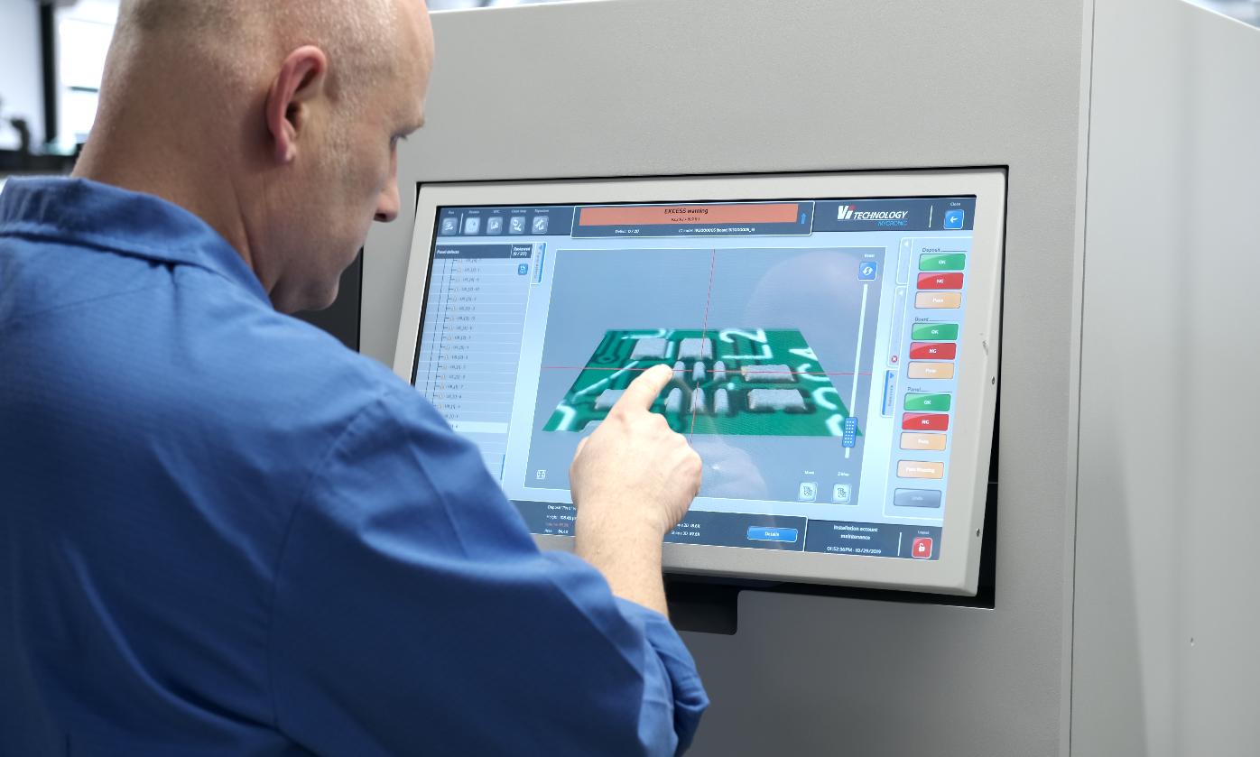 MATAS ELECTRONICS spricht über Pi Series 3D SPI von Vi TECHNOLOGY