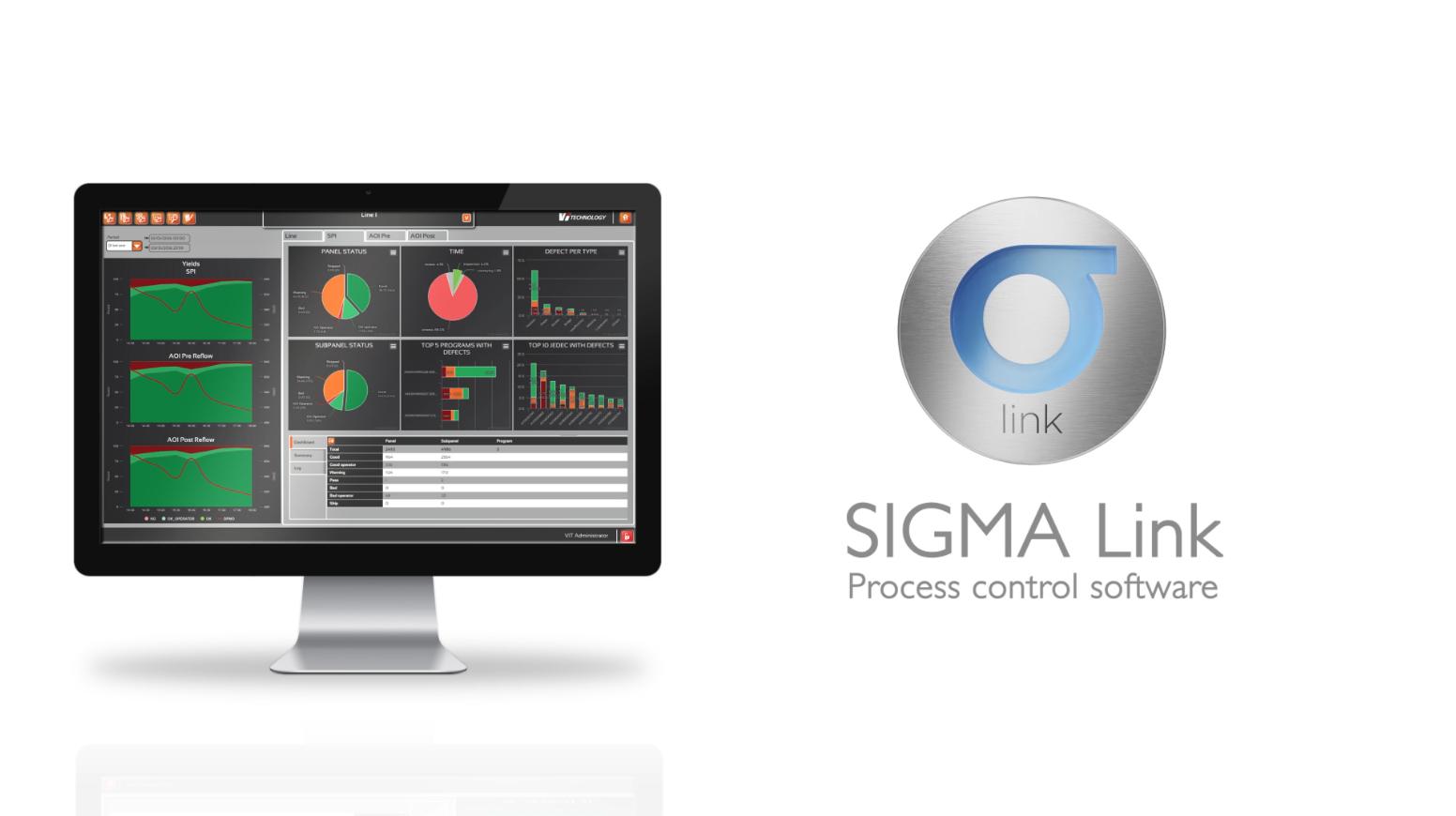 MATAS ELECTRONICS spricht über die SIGMA LINK Prozesssteuerungssoftware von Vi TECHNOLOGY